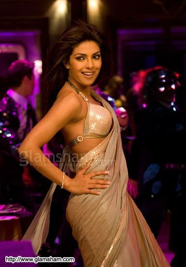 priyanka chopra desi girl saree online - Google Search