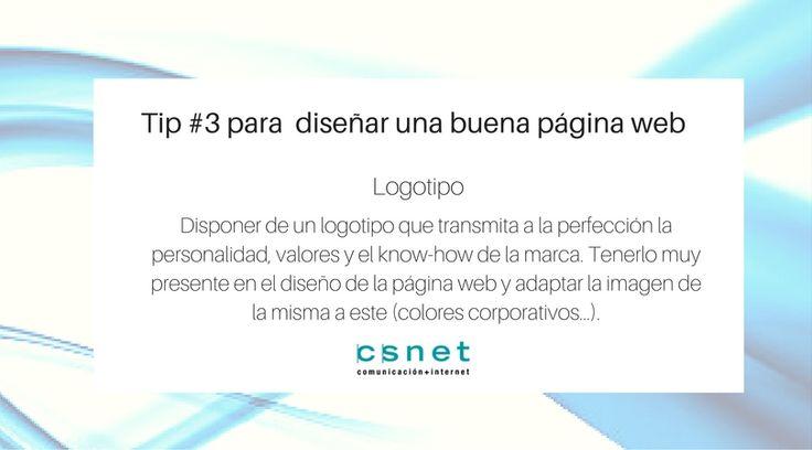 #CSnet #Consejo #Diseño #Web #Tip