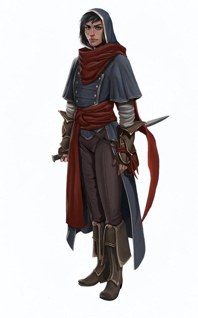 D D Rogue Traveler S Clothes E