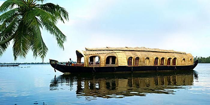 Image result for Saams Super Deluxe Luxury Houseboat