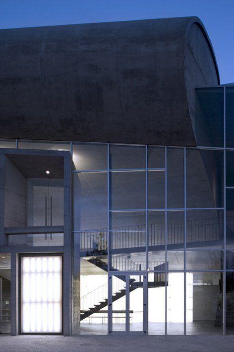 Карташу культурный центр, Карташу, 2005 - CVDB ARQUITECTOS
