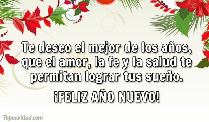 Mensajes Cortos De Feliz Año Nuevo Ale Christmas