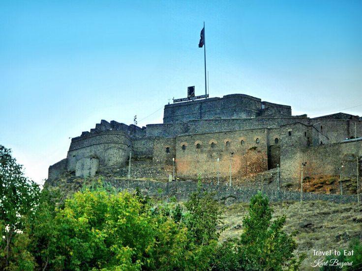 Castle of Kars (Kars Kalesi). Kars, Eastern Turkey