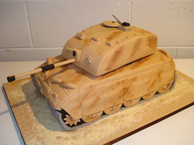10 best Cakes Military images on Pinterest Army tank cake