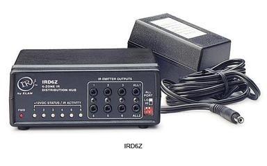Elan IRD-6Z 6-Zone IR Hub