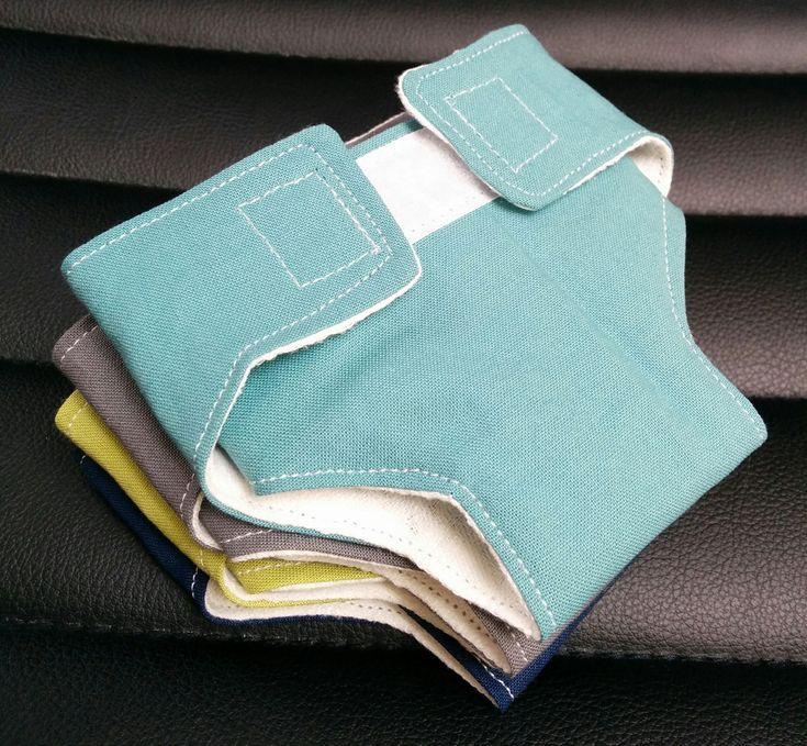 Simple DIY stofbleer til dukkerne / simple DIY diapers for dolls
