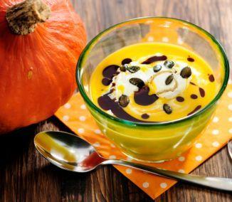 oranžová tekvica hokaido - recepty