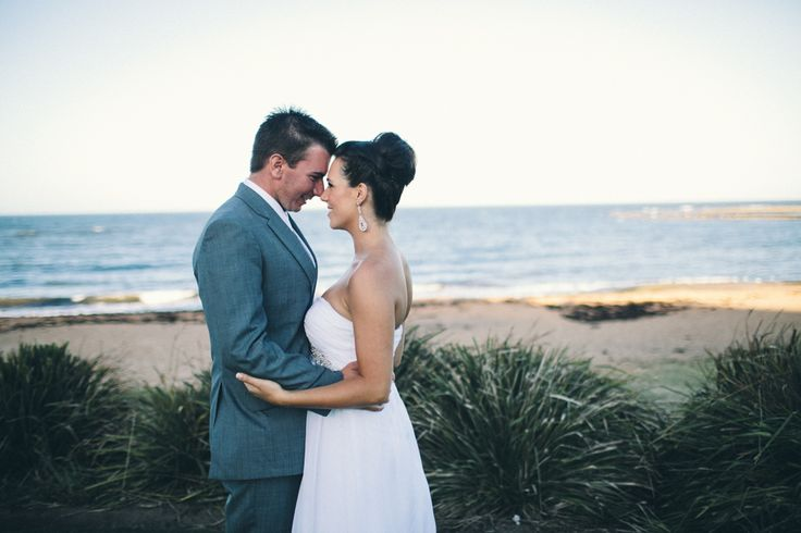 Gorgeous couple at Long Reef Golf Club