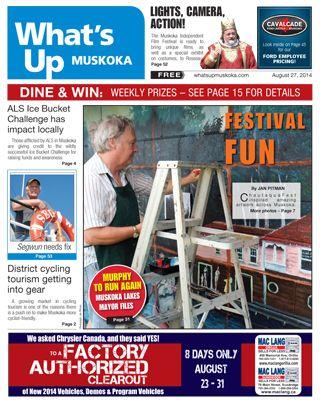 What′s Up Muskoka Publication