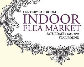 Flea Market at Century Ballroom, Capitol Hill, Seattle, Washington