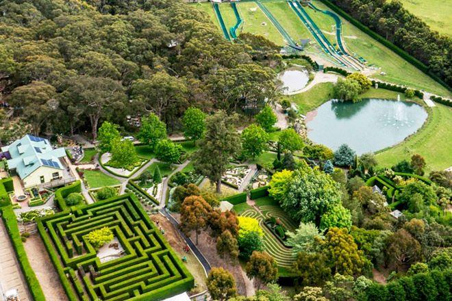 Be amazed at Enchanted Adventure Garden