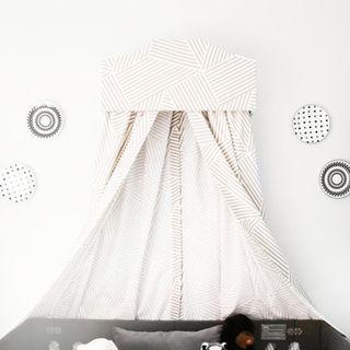 1000 Ideas About Canopy Crib On Pinterest Iron Crib