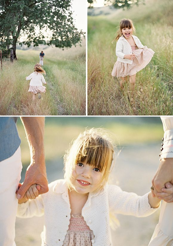 Family shoot by Jose Villa - as seen in Magnolia Rouge Magazine - the Rustic Issue