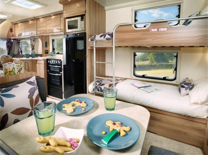 Luxury Caravans Advantages And Disadvantages Of Life On Wheels Luxury Caravans Caravan Living Touring Caravan