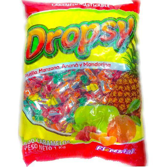Caramelos Masticables Dropsy