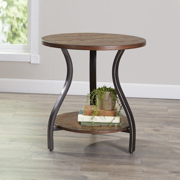 Bess Solid Wood End Table Wood End Tables End Tables Table #wood #end #tables #for #living #room