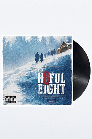 Original Soundtrack: The Hateful Eight Vinyl Record