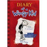 Diary of a Wimpy Kid, Book 1 (Hardcover)By Jeff Kinney