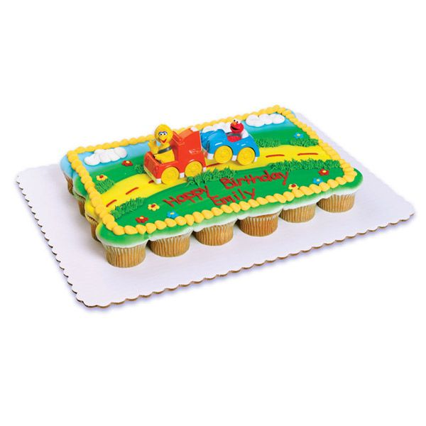 20 Best Sesame Street Cake Images On Pinterest Sesame