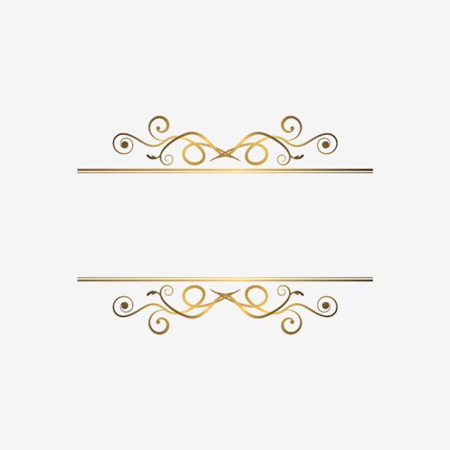 Logotipo Salao De Beleza Molduras Douradas Frame Floral