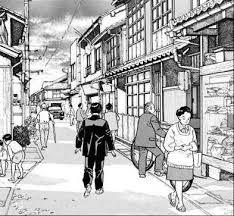 Barrio lejano - Jiro Taniguchi