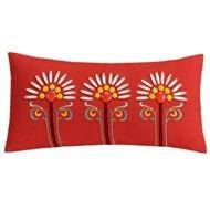 Jaipur Bedding Collection from EchoCotton Pillows, Beads Floral, Jaipur Oblong, Filling Pillows, Echo Jaipur, Embroidered Pillows, Decor Pillows, Throw Pillows, Pillowconstruct Materials