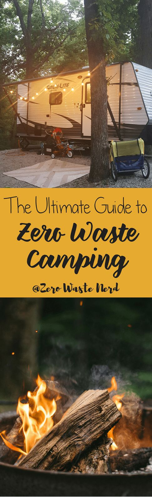 The Ultimate Guide to Zero Waste Camping – Kara Thomas