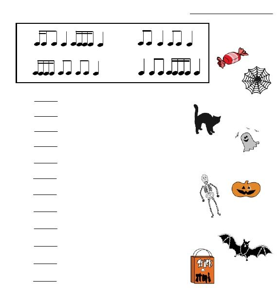 1000+ Images About Music Worksheets On Pinterest