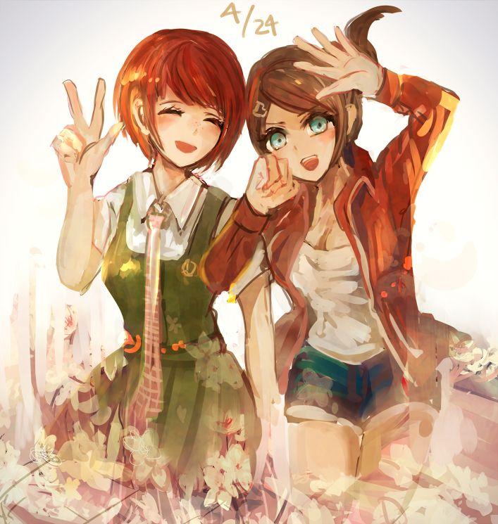 Mahiru and Aoi