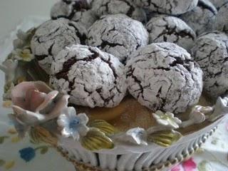 Biscotti alla lava