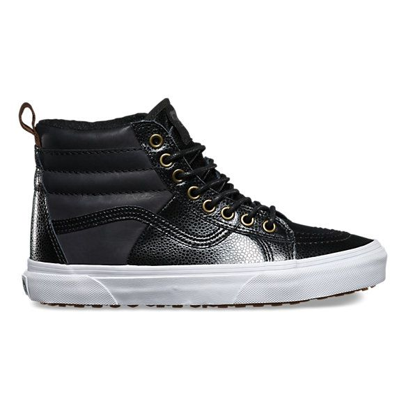 Pebble Leather SK8-Hi 46 MTE | Shop at Vans
