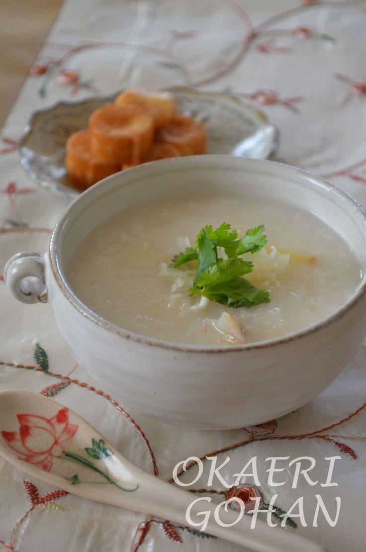 魚の中華粥 by 松尾絢子(ちきむん) | レシピサイト「Nadia | ナディア」プロの料理を無料で検索
