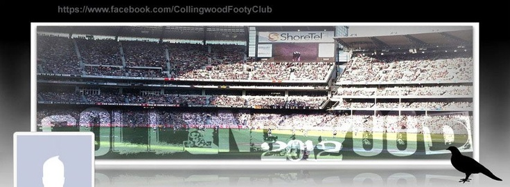Collingwood 2012 Facebook Timeline Template