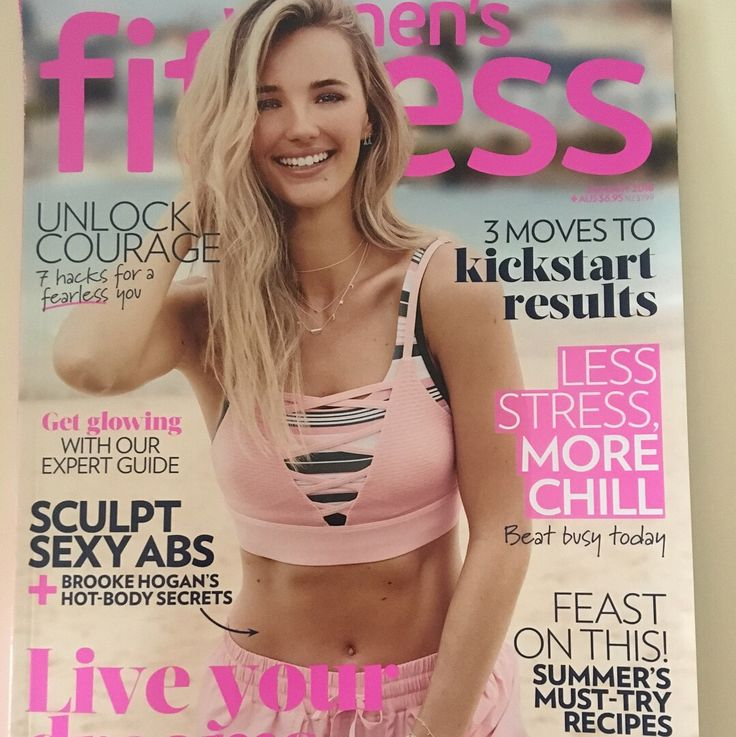 Thank you for the mention @womensfitnessmag great article! Tree change - wash away stress with the power of nature 🌿