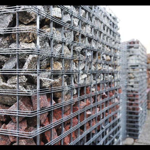 34 best gabions images on pinterest gabion baskets. Black Bedroom Furniture Sets. Home Design Ideas