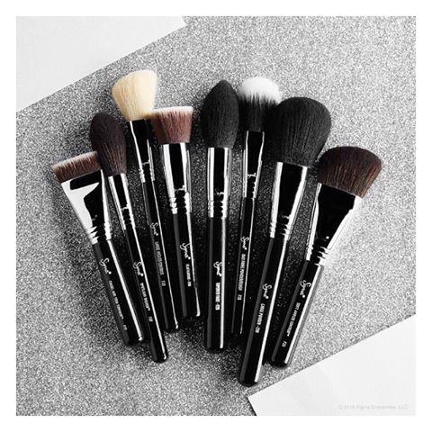 Venez découvrir les pinceaux maquillage Sigma Beauty  et profitez du code promo INSTALNK ==> -15% sur vos achats