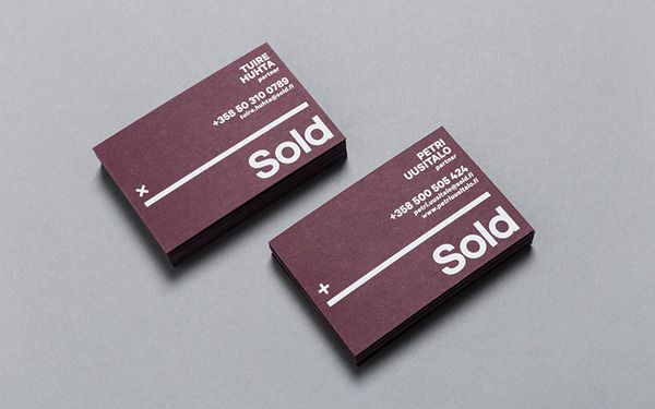 Sold is a marketing agency that creates custom made