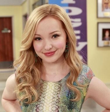 Dove Cameron as the daughter of Maleficent in Disney's Descendants