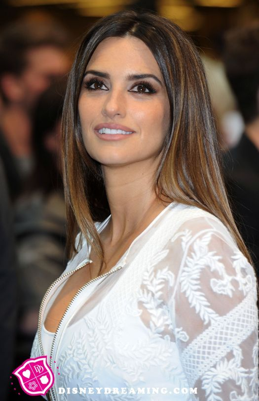 But ancensored penelope cruz