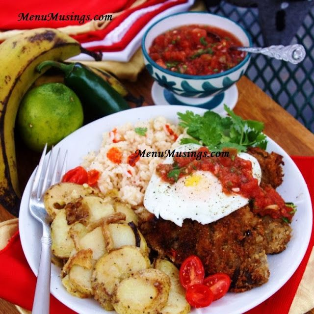 49 best bolivian food images on pinterest bolivian food bolivian silpancho con arroz y papas ricos silpancho is a popular bolivian food consisting of forumfinder Gallery