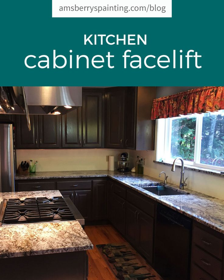 Cabinet refinishing can make an entire kitchen look like for Where can i find kitchen cabinets