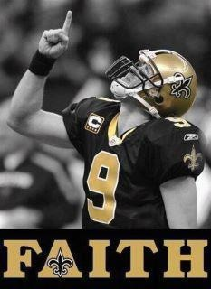 Rising above Hurricane Katrina in 2005. A valiant effort by the New Orleans Saints  vs. Indianapolis Colts Super Bowl XLIV score: ? (this is my kind of team!)