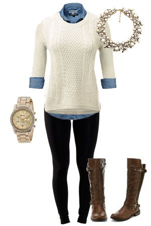 Casual Fall Outfit from outfitsforlife.com  Visit our website for more outfits…