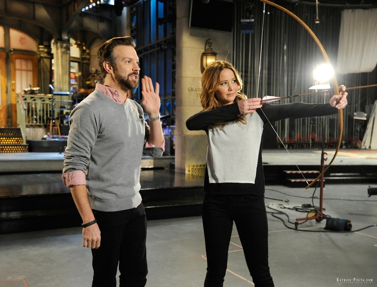Jennifer Lawrence will be hosting Saturday Night Live on Saturday, January 19th at 11:30/10:30pm Central  on NBC.