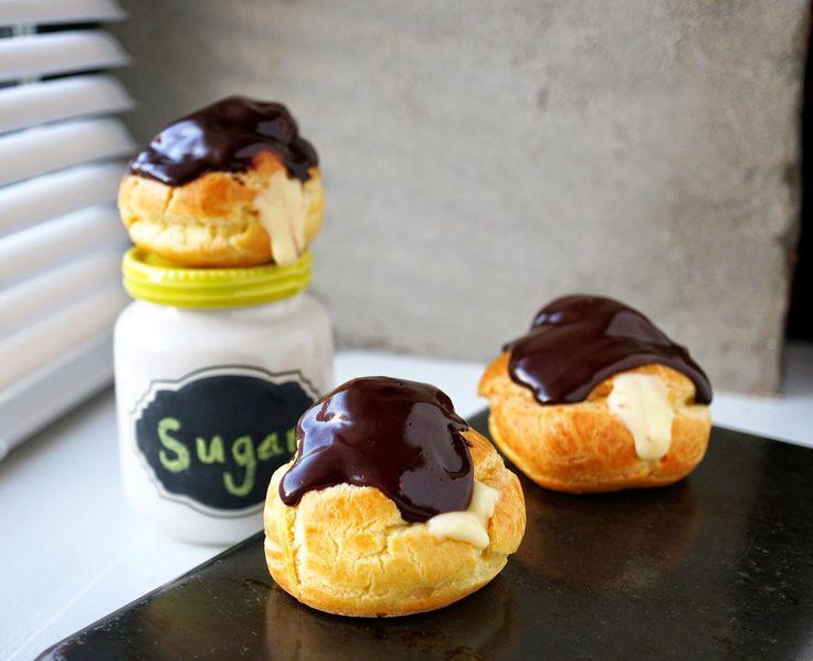 16 Custardy Cream Puff Desserts  - Delish.com