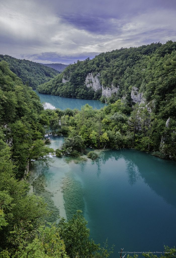 Plitvice, Lakes, Croatia by jflores_cl