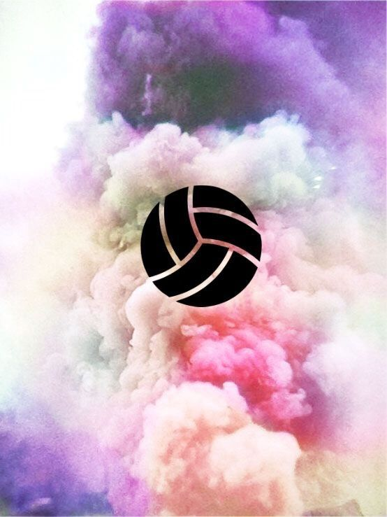 Macbeth Wallpaper For Iphone Volleyball Background Wallpaper 3 Volleyball Colorful