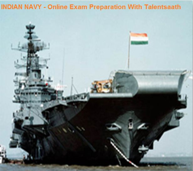 Indian Navy- The Navy protects and safeguards the country & ocean resources and coasts from any invasion. Navy consists of the combat fleet, personnel, support.