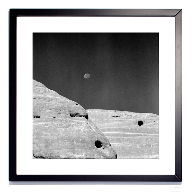Matteo Cirenei The Moon at Canyonlands 80x80