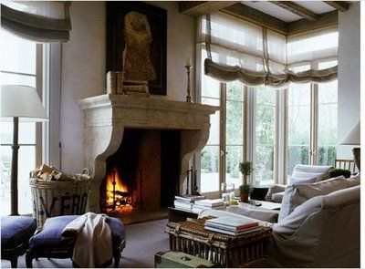 687 best roman shade love images on pinterest homes for Best place for window treatments